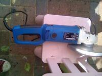 Large homebase angle grinder never used