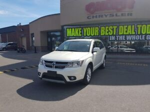 2013 Dodge Journey SXT V6 REAR DVD HTED SEATS REMOTE START