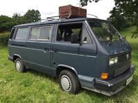 VW T25 caravelle Day Van