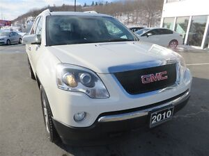 2010 GMC Acadia SLT-1 *AWD! *Leather! *Backup Cam!