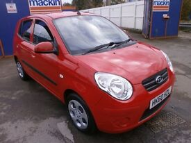 2011 KIA PICANTO 1.0 SPICE 5DOOR HATCHBACK, FULL SERVICE HISTORY, CLEAN CAR, DRIVES LIKE NEW