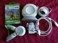 leap frog tv games consol with paw patrol