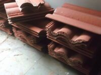 Job lot terracota roof tiles