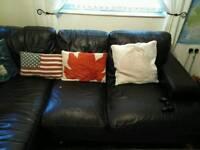 Cheap sofa.