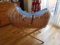 Immaculate Noah Pod/Moses Basket