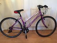 Newish)Ladies Venture hybrid bike*Delivery