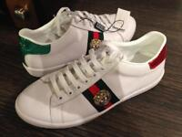 Gucci trainers tiger size 6/7