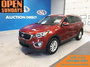 2017 Kia Sorento 2.4L LX AWD! FINANCE NOW!