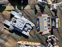 STAR WARS VEHICLE LEGO BUNDLE