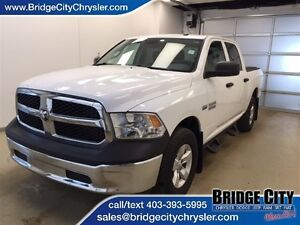 2015 Ram 1500 ST- Basic but low km's!