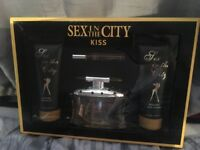 Sex in the city purfume gift set