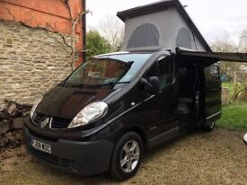 Renault Trafic Campervan 2008, Great Condition, 74800 miles includes Vango Airbeam driveaway awning