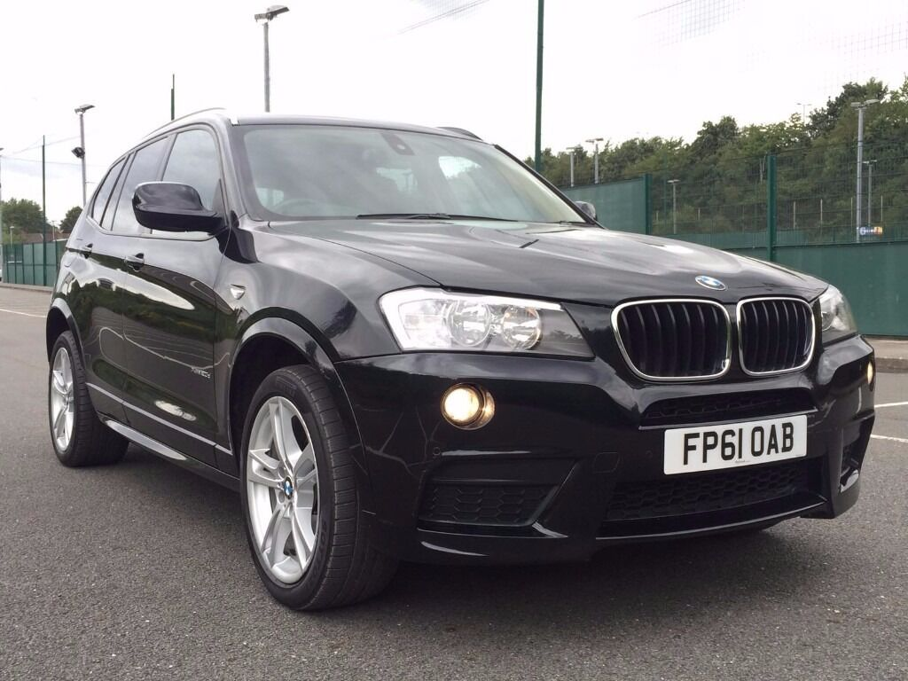 new shape 2012 bmw x3 2 0 diesel m sport kit cream leather low miles in perry barr. Black Bedroom Furniture Sets. Home Design Ideas
