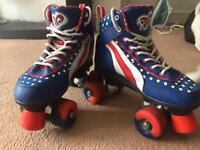 Rio Roller Jive limited edition Roller skates size 4