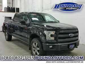 """2015 Ford F-150 4WD SuperCrew 157"""" Lariat **ENTER TO WIN $10,000"""