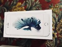 iPhone 6s Plus only box