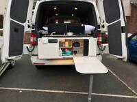 Volkswagen transporter T5 2013 fully converted. Full service history. MOT for 6 months