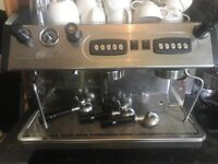 Coffe machine and more cafe equipments