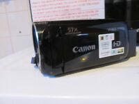 canon camcorder legria hf r706