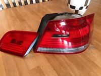 BMW E92 Rear lights