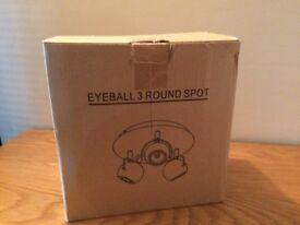 Eyeball 3 Round Spotlight