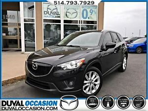 2013 Mazda CX-5 GT + CUIR + TOIT OUVRANT