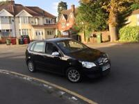 2008 Vw Volkswagen Polo 1.4 Bluemotion, Hpi Clear, Full Service History,77000 Miles