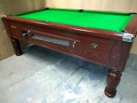 Newly Recovered 7x4 Pub Pool Table. italian Slate Bed. New Accessories & Free Local Delivery