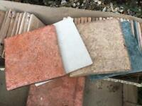 """Coloured tiles 4"""""""