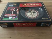 Noris Roulette Game Set