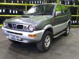 Nissan Terrano II SE 2.7TD LWB (12 Months MOT)