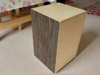 Cajon / Box Drum | Great Condition | Includes Soft Case