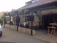Chef – Independent pub – Cambridge city.