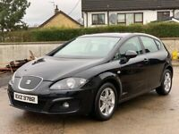 2012 Seat Leon 1.6 TDI Ecomotive Free Tax (Not golf, Passat, a3, A4, Jetta, exeo, cheap)