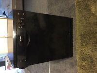 Black Bosch Dishwasher