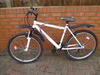 ladies bike 1 yr old hardly used