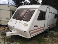 4 BERTH FLEETWOOD WITH END KITCHEN MORE IN STOCK AND WE CAN DELIVER