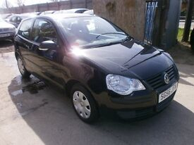 2006 VOLKSWAGEN POLO 1.2 3DOOR HATCHBACK, SERVICE HISTORY, VERY CLEAN CAR DRIVES LIKE NEW,HPI CLEAR
