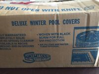 Brand new 12ft swimming pool cover