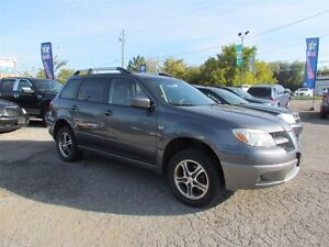 2006 Mitsubishi Outlander LS | FRESH TRADE | GREAT SHAPE London Ontario image 4