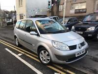 £200 off 2006 06 renault grande scenic, 7 seater just 83k