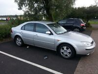 FORD MONDEO LX 2.0 TDDI (sell or swap)