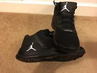 Jordan trainers,BVLGARI watch,Nike Tracksuit