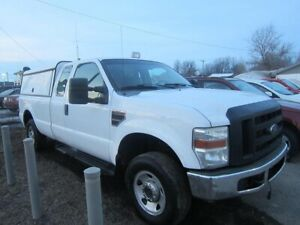 2008 Ford Super Duty F-250 SRW XL f 250 4x4king cab