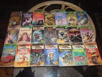 Adventure Game Books Collection