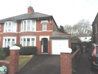 St Albans Avenue, Heath Modern 3 Bed Semi Detached House in This most desirable location . NO FEES