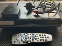 Sky+ HD 500GB Recordable Box with Sky Remote and On Demand WI-FI Connector.