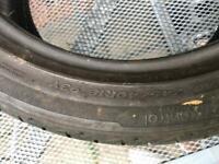 Tyre 245x40 r18