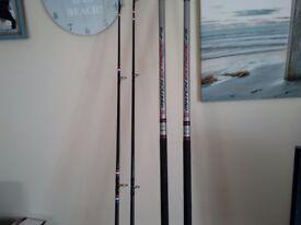 IMAX fishing rods