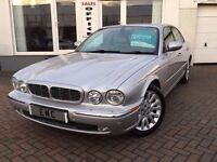 2005 05 Jaguar XJ Series 3.0 auto XJ6 Sovereign~FSH
